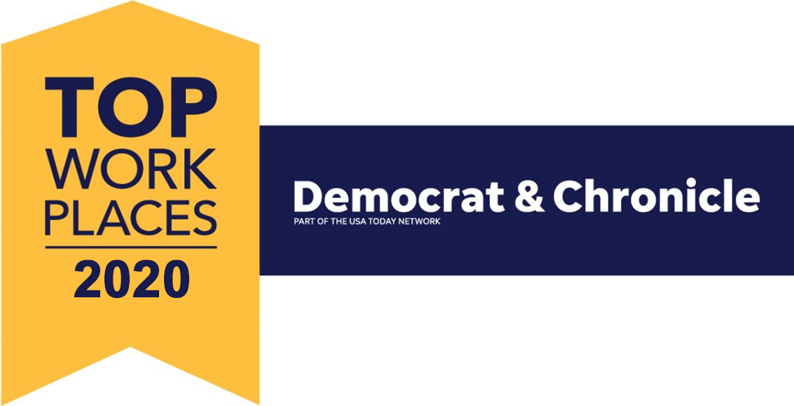 Democrat & Chronicles top workplaces 2020